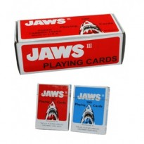 JAWS III Playing Cards (Box of 12)